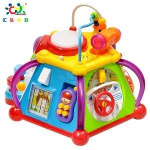 Развивающая игрушка Мультибокс